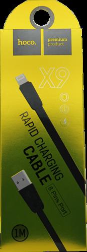 Data Cable Hoco X9  USB- Lightning 1m