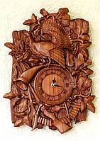 Резные Часы - №6 400х290