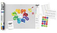 Интерактивный постер Карта желаний Dream&Do