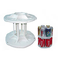 Подставка держатель органайзер для консервных банок Can-Tamer (Кэн-Тамер)