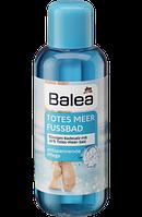 Жидкость (ванночка)  для ног с 30% соли Мертвого моря Balea Fußbad Totes Meer, 200 ml