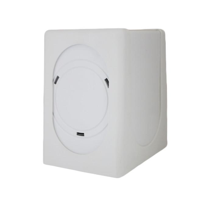 Диспенсер для серветок пластиковий білий 745711