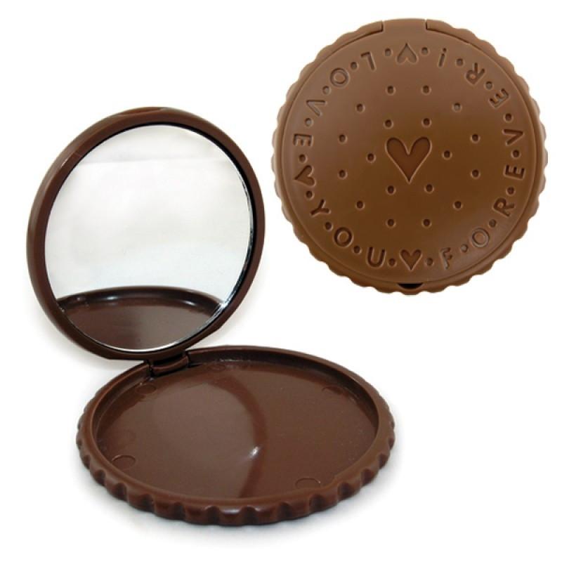 Зеркало Шоколадное печенье - Super Naxodka в Киеве
