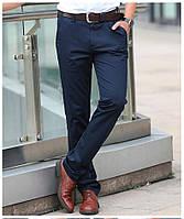 Мужские  брюки классические