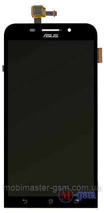 LСD модуль Asus ZenFone Max (Z010D ZC550KL) черный, фото 2