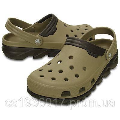 Кроксы мужские Crocs Duet Max Clog M13 46 Оригинал США  продажа ... 96850dd705c