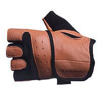 Перчатки атлетические PowerPlay 2229 Brown