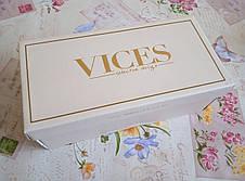 Бежевые женские балетки-слиперы украшены Стрекозой от Vices, фото 2
