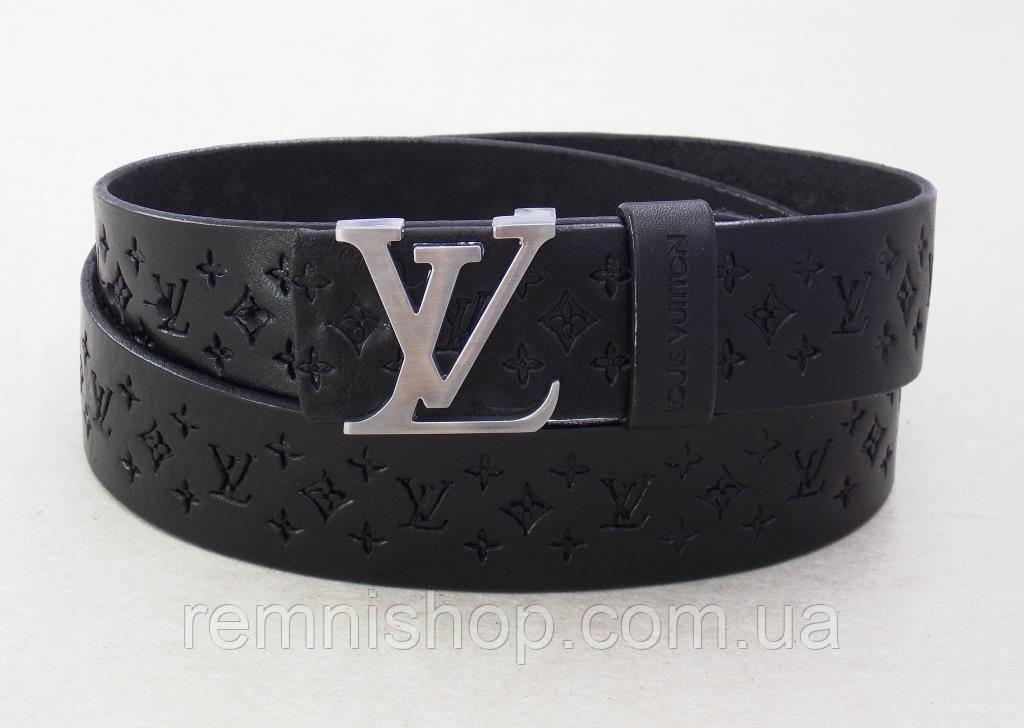 Кожаный ремень Louis Vuitton универсальный