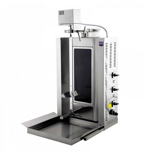 Электрический аппарат для шаурмы с приводом SD14 Remta (Турция)
