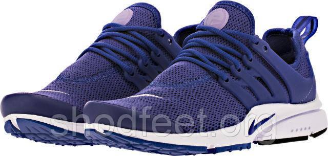 Кроссовки Nike Air Presto QS Blue White
