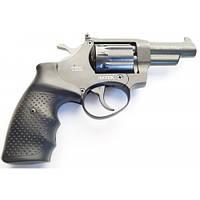 Револьвер ЛАТЭК Safari РФ-431М под патрон флобера (чер. пластик)