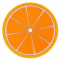 Подставка под чашки Апельсин