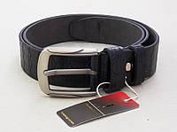 Мужской кожаный ремень для джинс и брюк T.I.A., фото 1