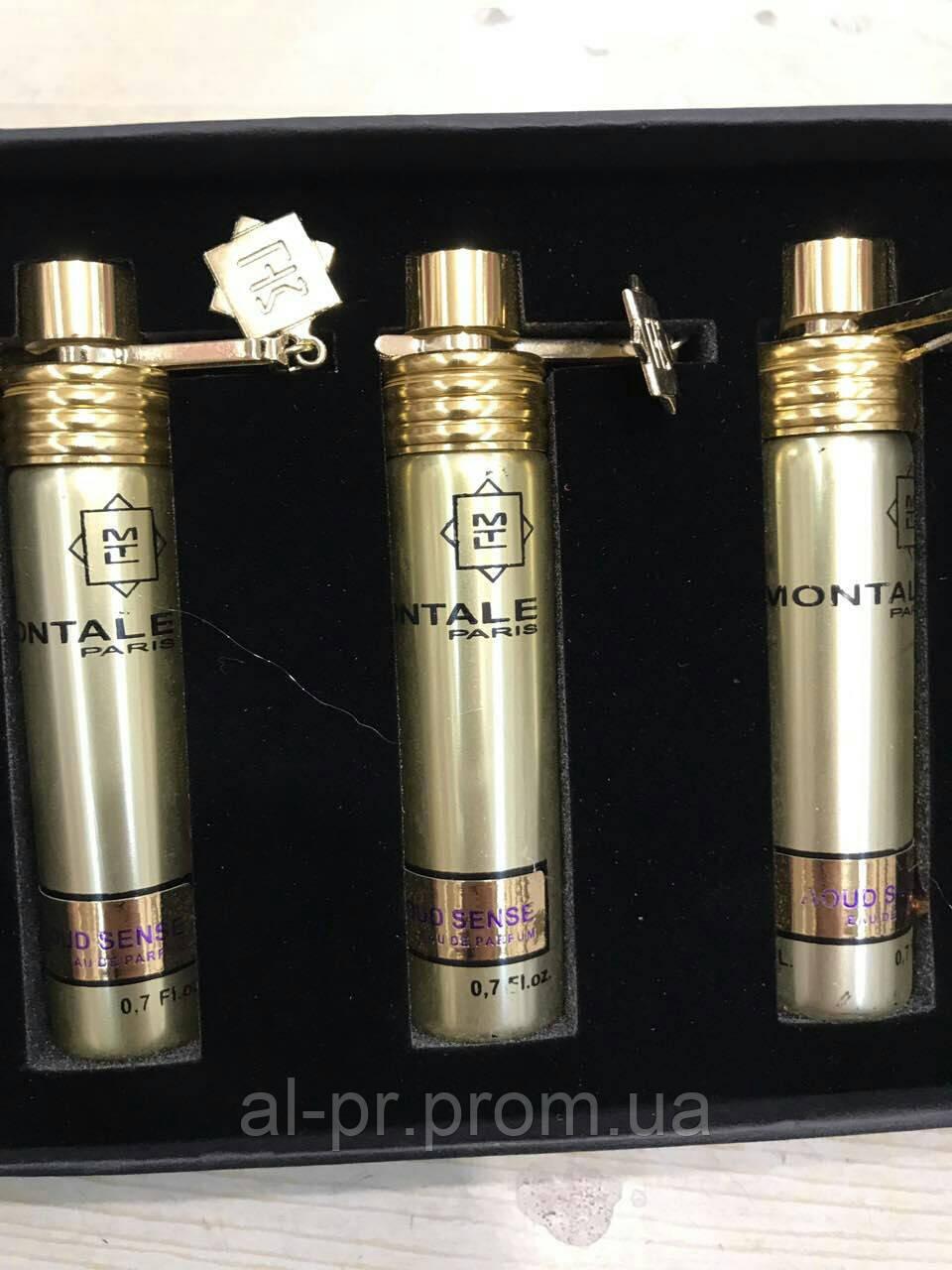 Подарочный набор парфюмерии Montale Aoud Sense