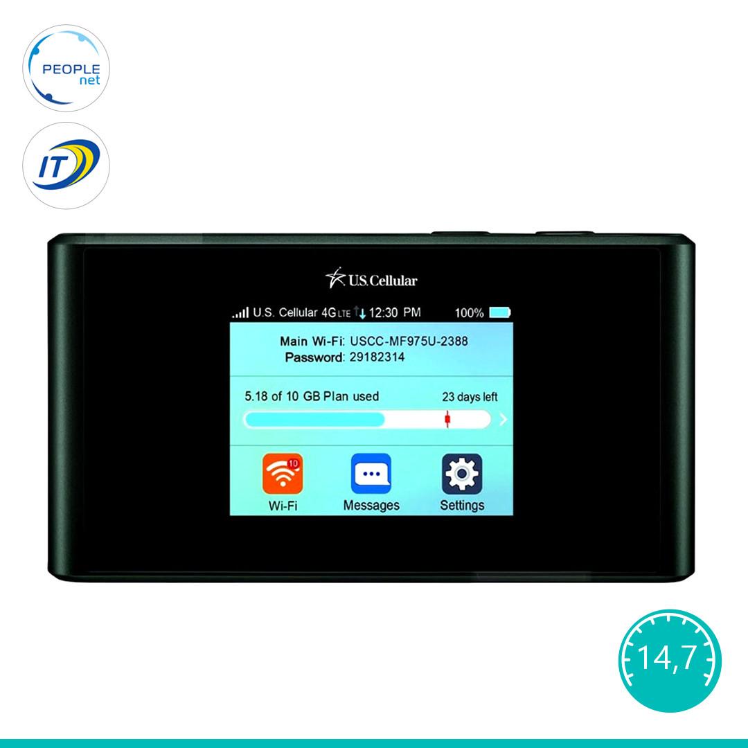 3G CDMA Wi-Fi роутер ZTE MF975U (Интертелеком)