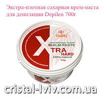 Экстра-плотная сахарная крем-паста для депиляции Depilen 700г