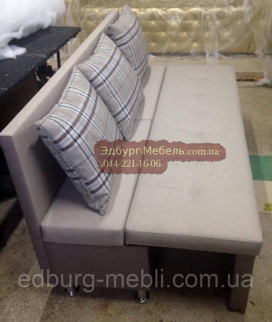 Вузький диван для кухні або офісу 1800х550х850мм