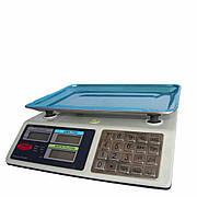 Торговые весы WIMPEX 5003 WX 50 kg  6v