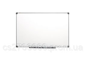 Маркерная доска ABC Office Эконом 65 x 100 см, пластиковая рама