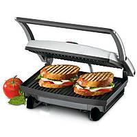 Сэндвичница гриль электрический бутербродница Domotec DT-1302