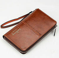 Портмоне Baellerry Leather (коричневый), фото 1