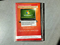 Операционная система Windows 7 Home Premium 64-bit SP1 Russian CIS and Geor 1pk DSP OEI DVD (GFC-02091)