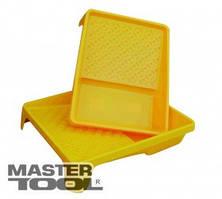 MASTERTOOL  Ванночка для валика жёлтая 255*330 ЕВРО, Арт.: 92-3320
