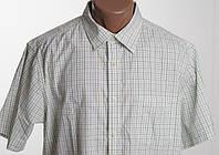 GAP  рубашка к/р размер L ПОГ  60 см  б/у ОТЛИЧНОЕ СОСТОЯНИЕ