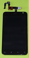 Оригинальный дисплей (модуль) + тачскрин (сенсор) для HTC Rhyme S510b (черный цвет)