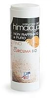 Соль гималайская розовая с куркумой органическая 200 г