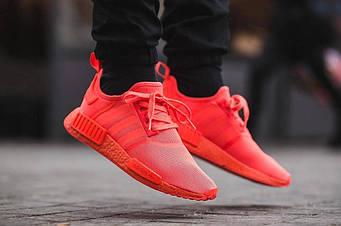 Кроссовки adidas NMD_R1 Solar Red