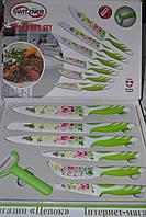 Набір ножів металокераміка 7 предметів SWITZNER