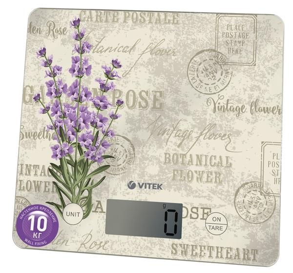 Весы кухонные Vitek VT-8020 (электронные весы)