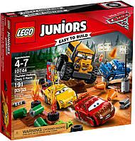 """Lego Juniors 10744 Гонка """"Сумасшедшая восьмерка"""""""
