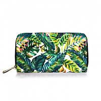 Кошелек текстильный Palm leaves