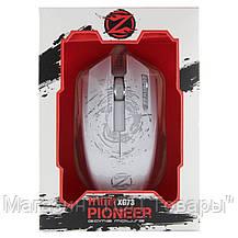 Мышь проводная Pioner XG73 с подсветкой , фото 2