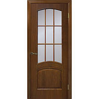 Двери межкомнатные Капри СС орех