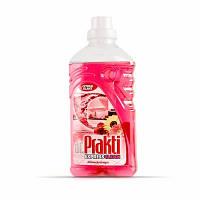 """Универсальное моющее средство для полов """"Dr.Prakti """" 1 л летние цветы"""