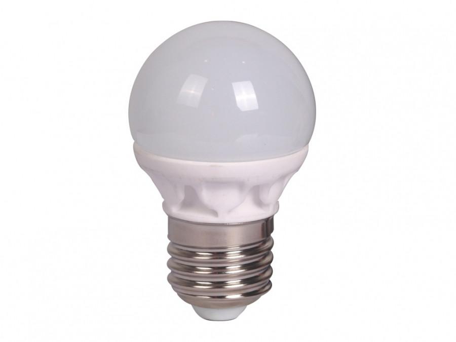 Лампа 7Вт 4100K E27 DELUX BL50P ЛЕД, керамика