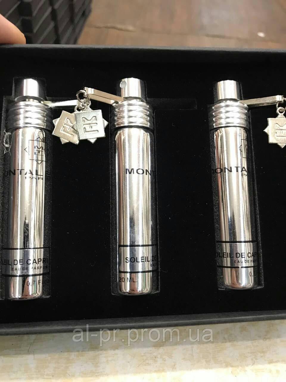 Подарочный набор парфюмерии Montale Soleil de Capri