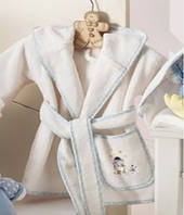 Детский набор в ванную для младенцев Karaca Home - Duck голубой