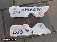 Кронштейн переднего крыла правый NISSAN Qashqai (J10) 06-13 62222JD000