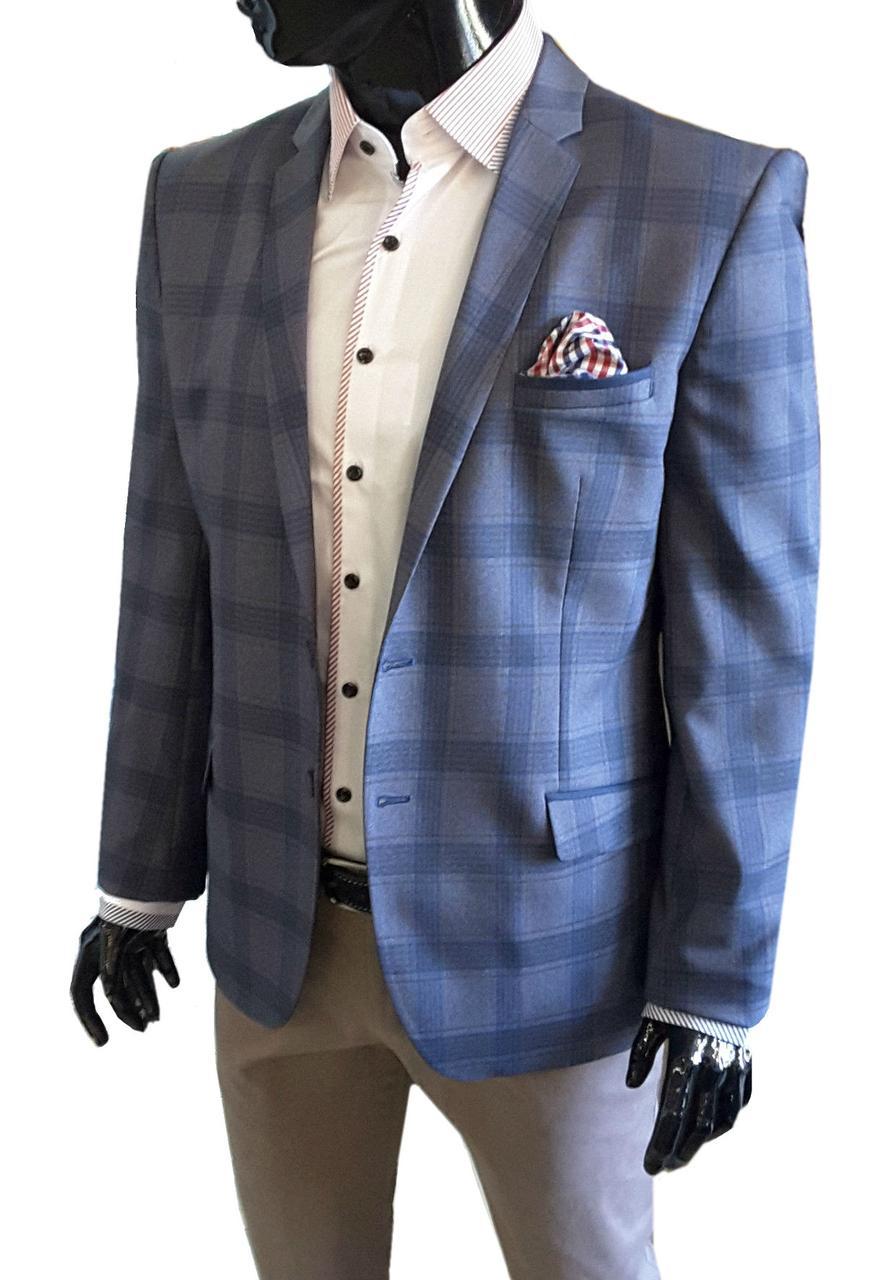 пиджаки в клетку фото мужские