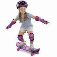 Скейтборды для детей от 3 лет (до 40 кг)