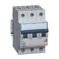 Автоматический выключатель TX3 16А 3п 6кА C (автомат) Legrand Легранд