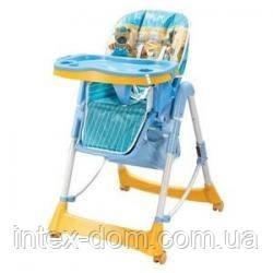 Стульчик детский для кормления HC 21-2 голубой киев