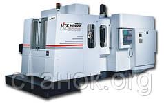 Litz LH 500/630 Двухпаллетный горизонтально-фрезерный центр литс