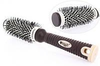 Круглая керамическая Расческа брашинг Salon Professional 9883