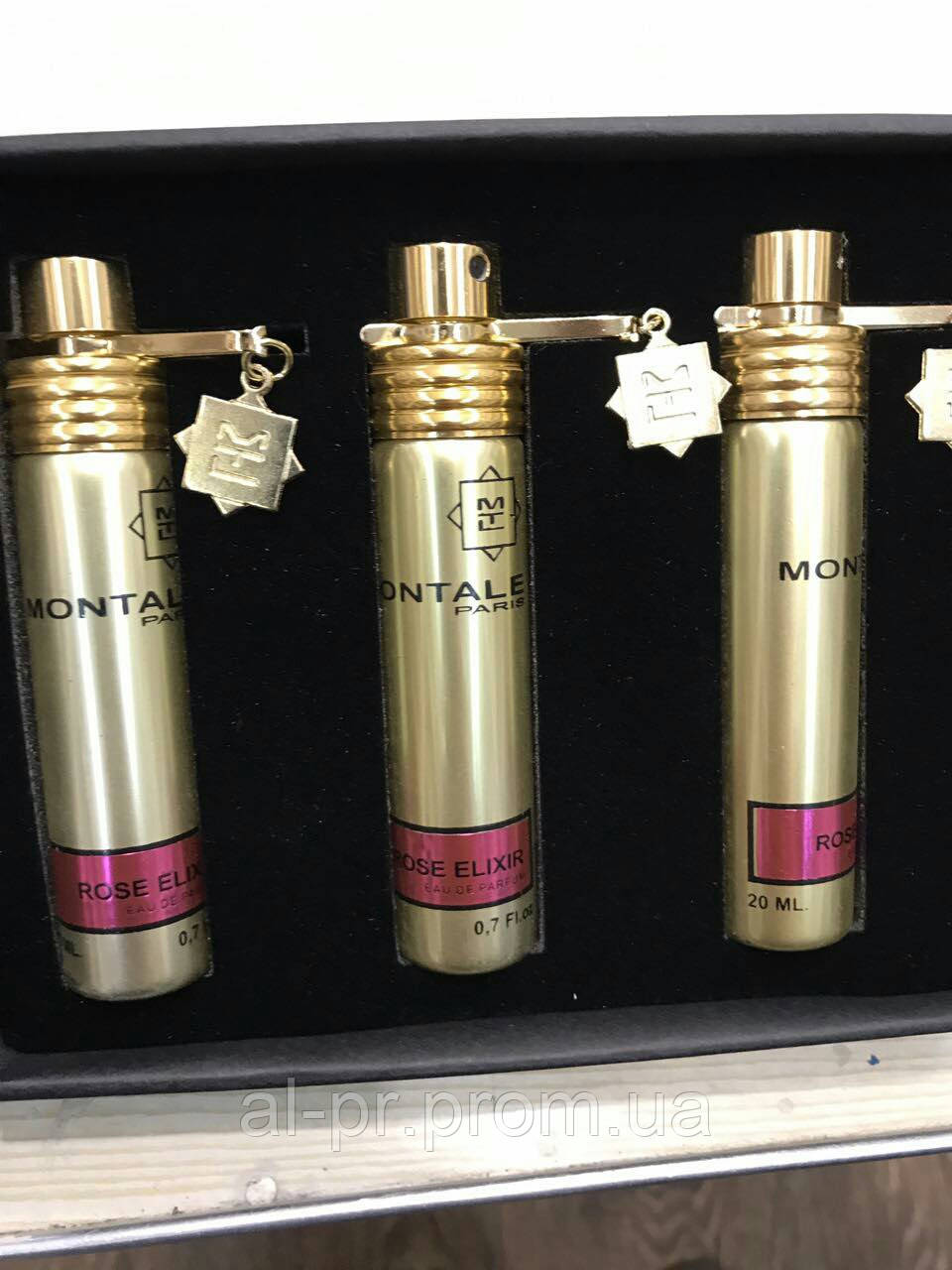Подарочный набор парфюмерии Montale Rose Elixir